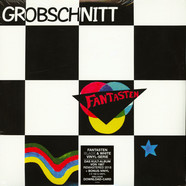 Grobschnitt - Fantasten Black & White Vinyl Edition