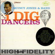 Quincy Jones And His Band - I Dig Dancers