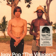 Iggy Pop - The Villagers / Pain & Suffering Record Store Day 2019 Edition