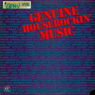 V.A. - Genuine Houserockin' Music