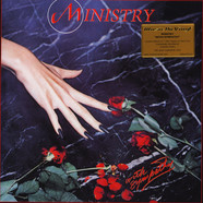 Ministry - With Sympathy Coloured Vinyl Edition