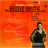 Bessie Smith with Joe Smith & Henderson's Hot Six - The Bessie Smith Story - Vol.3