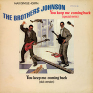 Brothers Johnson - You Keep Me Coming Back (Special Remix)