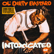 Ol' Dirty Bastard - Intoxicated Yellow Vinyl Record Store Day 2019 Edition