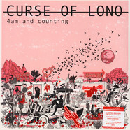 Curse Of Lono - 4am And Counting Red Vinyl Record Store Day 2019 Edition