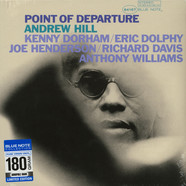 Andrew Hill - Poin Of Departure