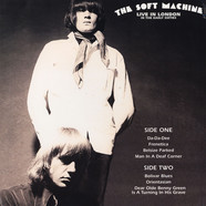 Soft Machine, The - Live In London In The Early Sixties