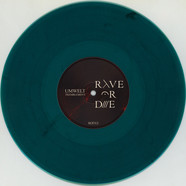 D. Carbone & Umwelt - Rave Or Die 12 Transparent Green Vinyl Edition