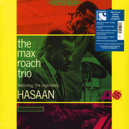 Max Roach Trio, The  - The Max Roach Trio Feat. The Legendary Hasaan