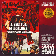 Ennio Morricone - OST Per Un Pugno Di Dollari (For A Fistful Of Dollars) Gold Bare Vinyl Edition