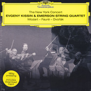 Evgeny Kissin / Emerson String Quartet - The New York Concert-Mozart Faure Dvorak