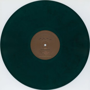ASC - Chaos Theory Crystal Clear & Transparent Green Mixed Vinyl Edition