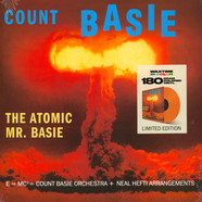 Count Basie - The Atomic Mr. Basie Orange Vinyl Ediiton