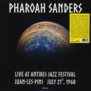 Pharoah Sanders - Live At Antibes Jazz Festival In Juan-Les-Pins 1968