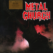 Metal Church - Metal Church Coloured Vinyl Version