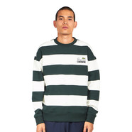 Lacoste L!ve - Striped Fleece Sweater