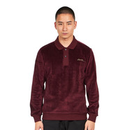 Lacoste L!ve - Long Sleeved Ribbed Collar Shirt