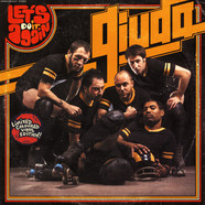 Giuda - Let's Do It Again Orange Vinyl Edition