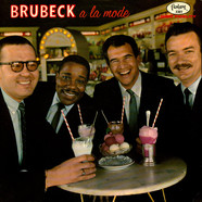 Dave Brubeck Featuring William O. Smith - Brubeck A La Mode