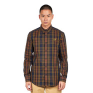 Fred Perry - Winter Tartan Shirt