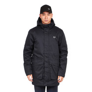 Fred Perry - Padded Hooded Jacket