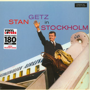 Stan Getz - In Stockholm Limited 180g Audiophile Edition