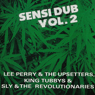 Lee Perry & The Revolutionaries - Sensi Dub 2
