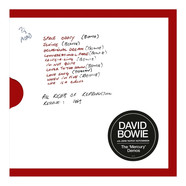 David Bowie - The 'Mercury' Demos