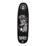 Suicidal Tendencies - One Finger Skate Deck Magnet