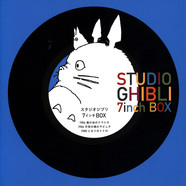 Joe Hisaishi - Studio Ghibli Box Set