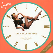 Kylie Minogue - Step Back In Time: The Definitive Collection Limited Mint Green Edition