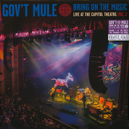 Gov't Mule - Bring On The Music - Live... Volume 1 Purple Vinyl Edition