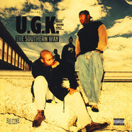 U.G.K. Underground Kingz - The Southern Way Black Splatter Vinyl Edition