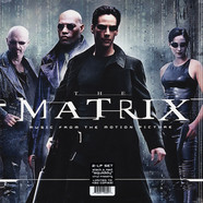 V.A. - OST The Matrix Black & Red Vinyl Edition