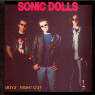 Sonic Dolls - Boy's Night Out