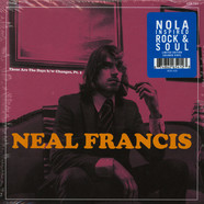 Neal Francis - These Are The Days HHV EU Exclusive Blue Vinyl Edition