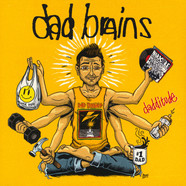 Dad Brains - Dadditude Red Vinyl Edition