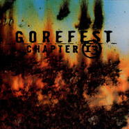 Gorefest - Chapter 13 Clear With Orange/White Splatter Vinyl Edition