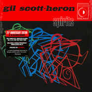 Gil Scott-Heron - Spirits 25th Anniversary Extended Edition