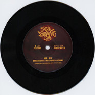 Mr. Lif - Because They Made It That Way / Pull Out Your Cut Black Vinyl Edition