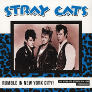 Stray Cats - Nyc Rumble! Live At The Ritz 1988