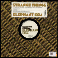 Sinden & Count Of Monte Cristal - Strange Things