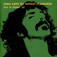 Frank Zappa & The Mothers Of Invention - Live In London '68