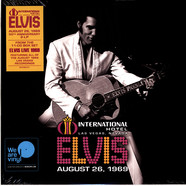 Elvis Presley - Live At The International Hotel, Las Vegas, Nv Aug