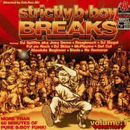 V.A. - Strictly B-Boy Breaks