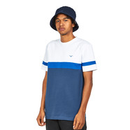 Cleptomanicx - Basic Tee Deck Stripe