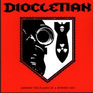 Diocletian - Amongst The Flames Of A Burning God Clear Vinyl Edition