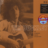 Tim Buckley - The Album Collection 1966 - 1972