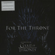 V.A. - For The Throne - Music Inspired By The Hbo Series Game Of Thrones Metallic Grey Vinyl Edition