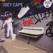 Joey Cape of Lagwagon - Let Me Know When You Give Up